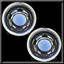 "(2) 2007 2008 Dodge Ram Truck 3500 Rear Pair 17"" Hubcaps Wheel Simulator Dually"