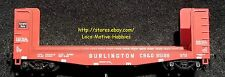 Athearn 1452  BURLINGTON ROUTE  40' Pulpwood Pulprack  CB&Q 95126  RTR