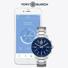 Tory Burch Women's ToryTrack Collins Stainless Steel Hybrid Smart Watch TBT1206