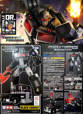 Transformers Authentic Asia Exclusive Masterpiece MP-10B Nemesis Prime Brand New