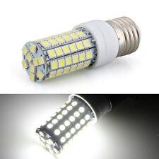E27 8W 69 LED 5050 SMD Foco Lampara Bombilla 6500K Luz Blanco Bajo Consumo T5