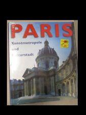 Paris Kunstmetropole und Kulturstadt Perouse De Montclos Jean Mari