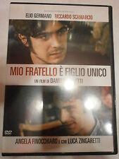 MIO FRATELLO E' FIGLIO UNICO -FILM IN DVD -visita il negozio COMPRO FUMETTI SHOP