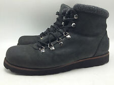 12C7 Ugg Boysen 1009246 Hiking Walking Lace Up Waterproof Boots Men Shoes Sz 10