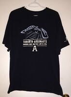 Toronto Argonauts 2016 BMO Field Inaugural Game Men's XL T-Shirt - CFL Argos