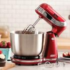 Electric Stand Mixer 6 Speed Kitchen Mix Beater Tilt Head Stainless Steel Bowl photo