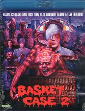 Basket Case 2 Blu Ray Synapse Frank Henenlotter Horror Gore Creature