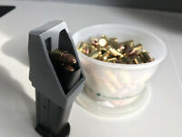 Sig Sauer P226 9mm Speed loader / Thumb saver / Magazine Loader Gray