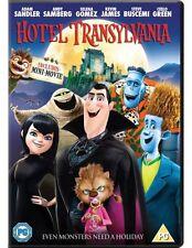 Adam Sandler DVDs & Hotel Transylvania 2 Blu-ray Discs