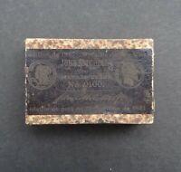 Boite plume JOHN MITCHELL no 0100 pen nibs box Schreibfeder pennini