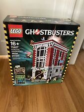 LEGO 75827 GHOSTBUSTERS FIREHOUSE HEADQUARTERS NICE REPLACEMENT EMPTY BOX ONLY
