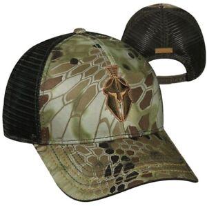 Kryptek Spartan Mesh Back Camo Cap Hat Hunting $24.99