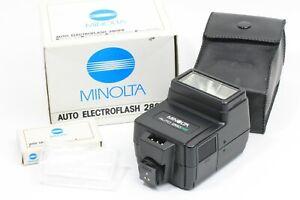 Minolta Auto Electroflash 280 PX Hot Shoe Mount Flash JAPAN 210242