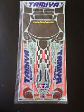 VERY RARE Tamiya 58290 Toyota MR-S Racing Decals BRAND NEW (K)