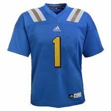 adidas UCLA Bruins Toddler  1 Blue Replica Football Jersey 4t b10b7b3f9