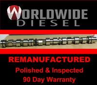 Detroit Series 60 14.0 Liter Diesel Engine Camshaft. *REMANUFACTURED*