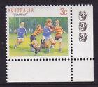 1989 Sport Series 3c Football - 3 Koala Reprint (Bottom Right Corner)