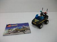 Lego RES-Q Road Rescue Set 6431 Complete w/ Instructions Excellent! B20 6.58