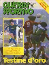 GUERIN SPORTIVO=N°5 1985=CALCIOMONDO=TUTTO SU MEXICO 86