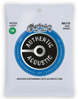 Martin Authentic Acoustic Bronze Extra Light Guitar Strings for sale