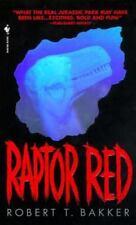 Raptor Red: A Novel Robert T. Bakker Paperback Used - Very Good