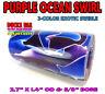 "Duck Call Acrylic Exotic Swirl PURPLE OCEAN Barrel 2.75"" x 1.45"" with 5/8"" Bore"