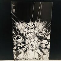 Spawn Kills Eveyone 2 #3 Comic , Infinity Gauntlet Variant