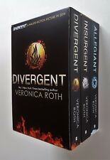 Divergent Trilogy: Books 1-3: by Veronica Roth (Paperback, 2014)