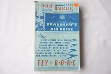 More details for march 1951 original bradshaws international air guide timetable handbook