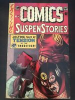 Exciting Comics 1 Crime SuspenStories 22 Homage Variant 1/300 NM 9.4 Mike Rooth