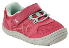 Toddler Girls Surprize by Stride Rite Ari Sneakers Shoes Pink Size 4 Stage 2 NWT