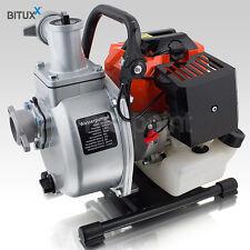 Gartenpumpe Benzin Benzinmotor 15000 L/h Wasserpumpe Garten Brunnen Teich Pumpe