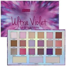 Beauty treats ultra violet eye and face palette