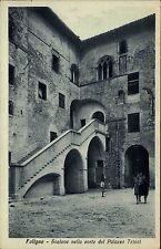 Foligno Italien Italia Umbrien AK ~1920 Palazzo Trinci Palast Schloss Gebäude
