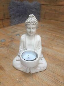 Buddah Statue Candle Holder