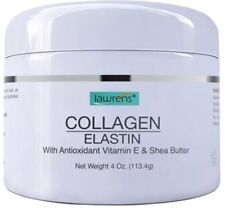 Collagen Elastin With vitamin E Antioxidant 4oz  Lawrens Anti Aging Face Cream