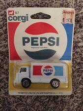 PEPSI COLA TRUCK Corgi Juniors Diecast #87 The Mettoy 1978
