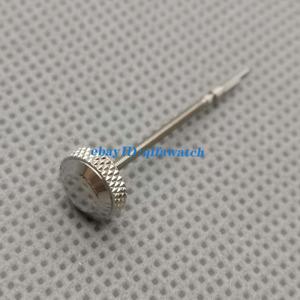 New Crown Steel Watch Crown+Stem Fit ETA 6497 6498 Seagull ST36 Movement