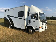 Leyland Daf 7.5T Horsebox Lorry
