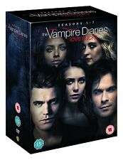 The Vampire Diaries - Season 1-7 (DVD) BF16