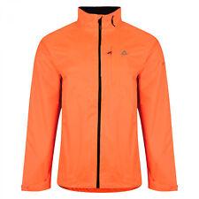 Dare2b Luminous Waterproof Mens Running Jacket - Orange