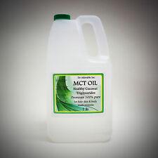 7LB Premium MCT Oil derived from Organic Coconut Pure Medium-Chain Triglyceride