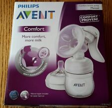 Phillips Avent comfort manuel breast pump
