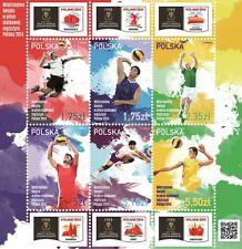 POLEN 2014  Klb Volleyball Men's World Championship Poland 2014(2014; Nr kat.:45