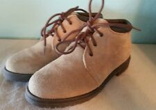 SPORTO WARM FURRY SHOES 6M INSULATED GENUINE LEATHER ANKLE BOOTS BOOTIES 6 M
