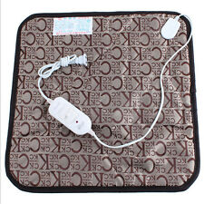 Pet Electric Heat Heated Heating Heater Pad Mat Blanket Bed Dog Cat Bunny