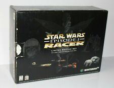 Nintendo 64 Star Wars Episode 1 Racer Limited Edition Set N64 1999 - No Game Pak
