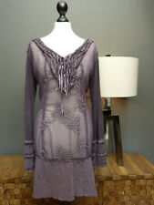 Piro Robe Elisa Cavaletti taille L dress Made in Italy nº 695