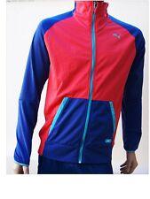PUMA FAAS Tracktop Trainingsjacke Retro Neon Jogging Herren Gr. S * NEU + OVP *