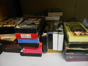 stock lotto FILM N.96 -CASSETTEI videocassette film vari VHS STEREO